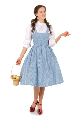 Dorothy of Wizard of Oz