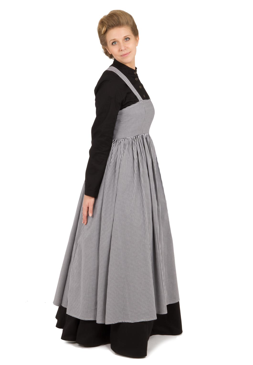 Simple Victorian Old Lady Dresses