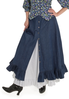 Cheyenne Old West Skirt