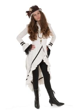 Marilla Victorian Steampunk Polonaise Jacket