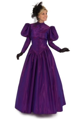 Classic Victorian Gown