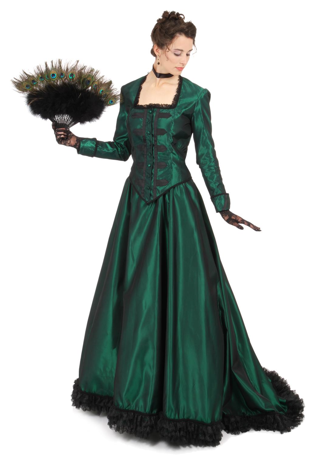 Sabina Victorian Dress | Recollections