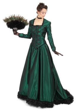 Sabina Victorian Dress