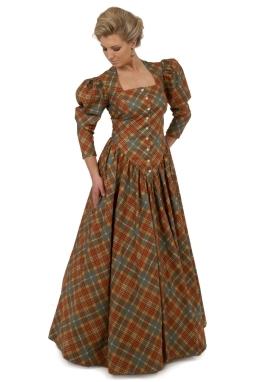 Elsa Victorian Dress