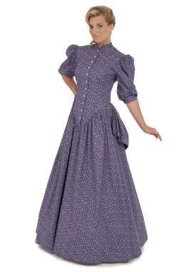 Althea Victorian Dress