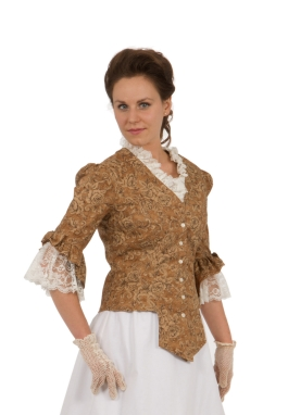 Clearance Victorian Styled Jacket - Size Small