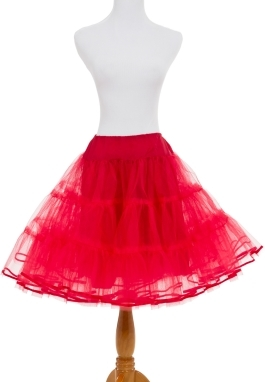 Tutu - White, Black, Pink or Red