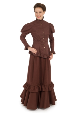 Rachel Mae Victorian Style Dress