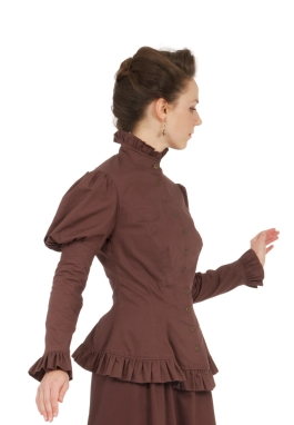 Rachel Mae Victorian Style Blouse