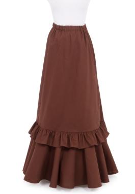 Rachel Mae Edwardian Cotton Skirt