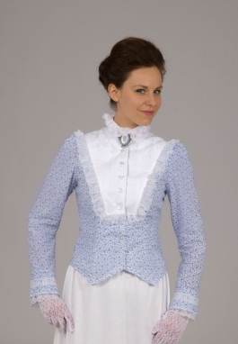 Lilly Victorian Style Blouse