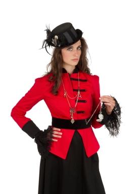 Victorian Steampunk Tempest Jacket