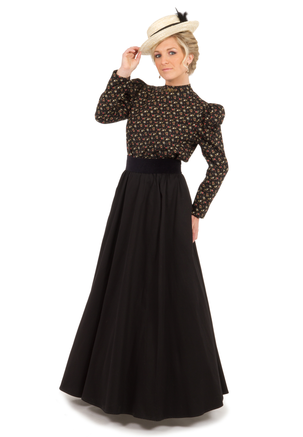 Maggie Victorian Skirt and Blouse | Recollections