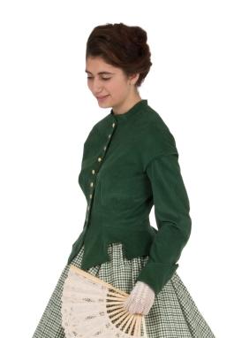 Gabrielle Civil War Jacket
