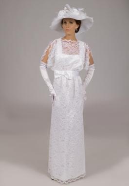Iona Edwardian Lace Dress