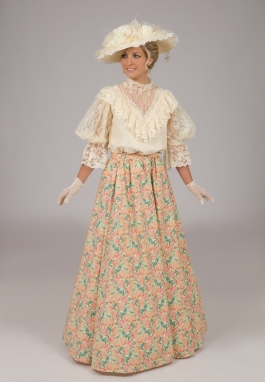 Avonlea Edwardian Blouse and Skirt