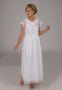 Annie Summer Victorian Dress