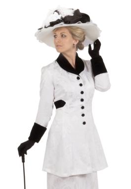 Lady Audra Edwardian Jacket