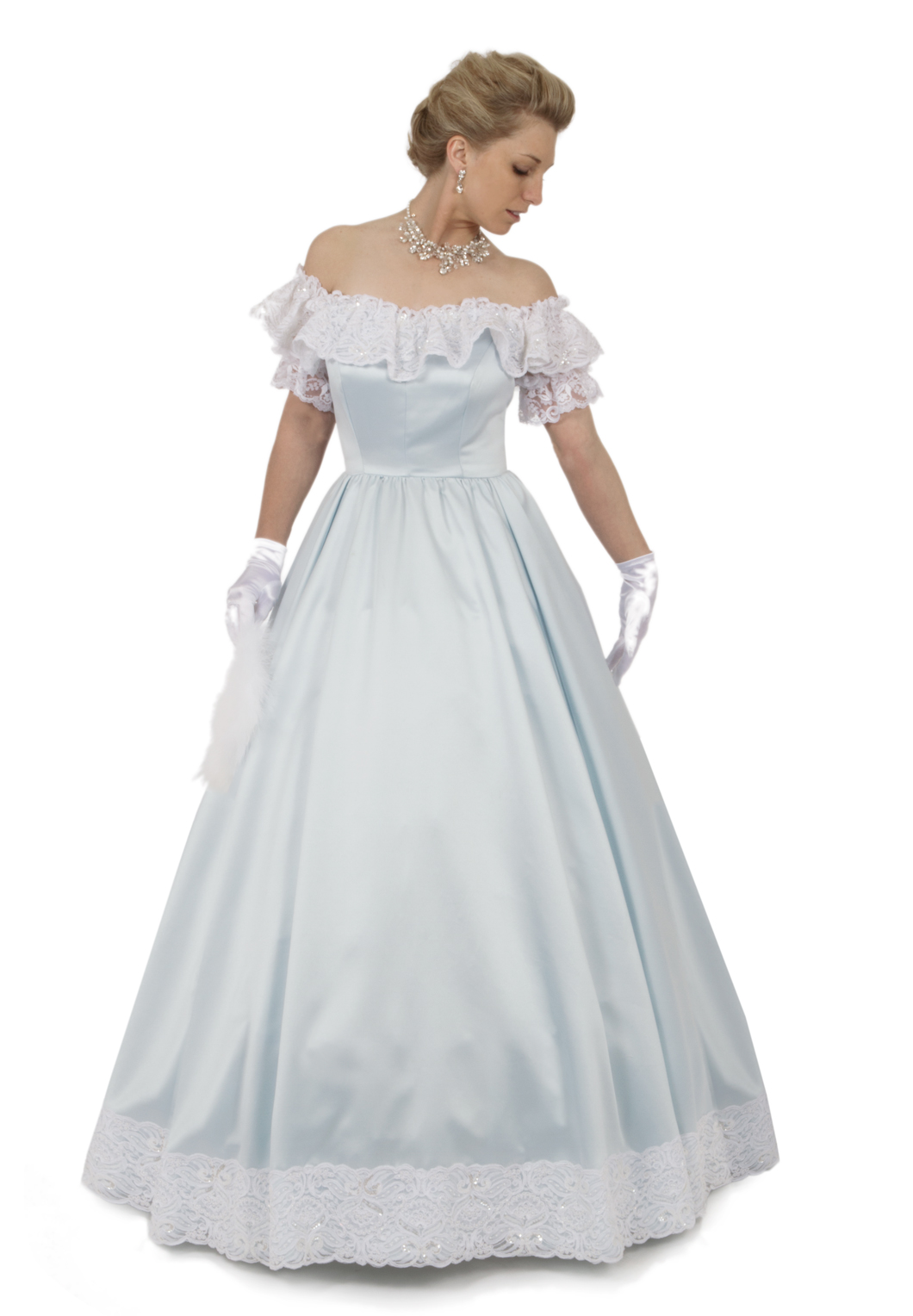 Melody Victorian Ball Gown Recollections