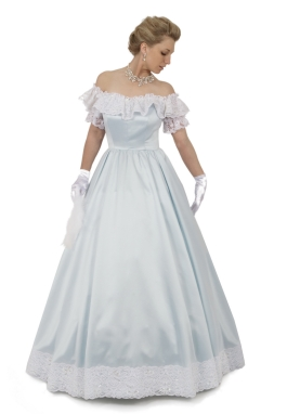 Melody Victorian Ball Gown