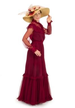 Ophelia Edwardian Dress