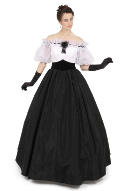 Jasmine Civil War Ball Gown