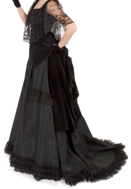 Countess Lucia Victorian Skirt