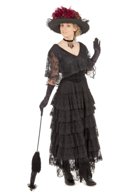Hermione Edwardian Dress