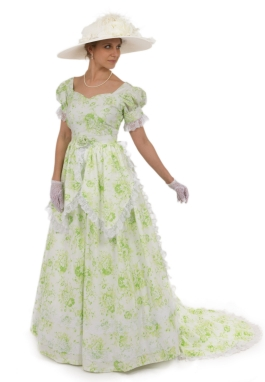 Mary Elizabeth Victorian Gown