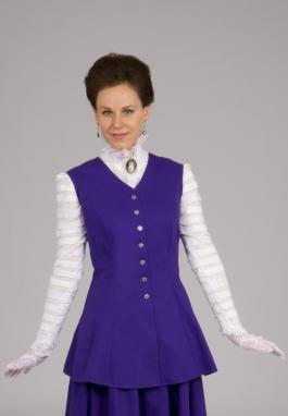 Susanna Long Vest