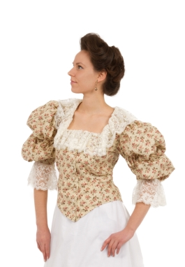 Anouk Victorian Top