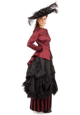 Promenade Victorian Dress