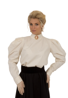 Gabriella Victorian Blouse
