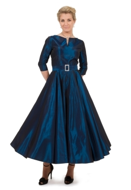 Loretta Retro Dress