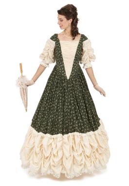 Persephone Civil War Gown