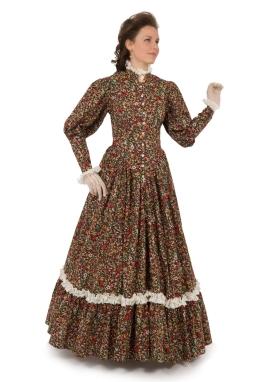 Serenity Victorian Dress