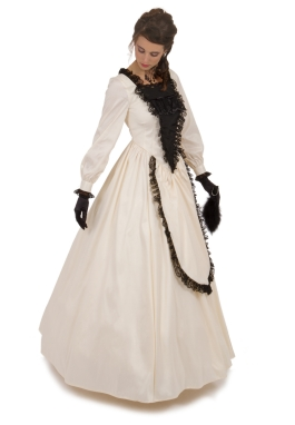 Georgia Civil War Ball Gown