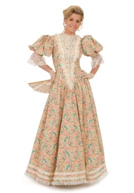 Adella Victorian Dress