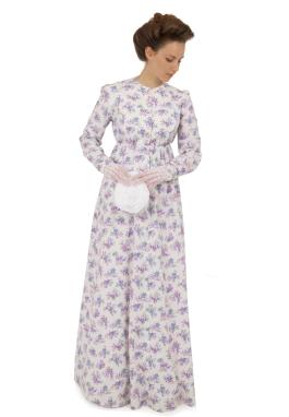 Wisteria Regency Era Dress