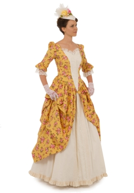 Marie Therese Victorian Gown & Skirt