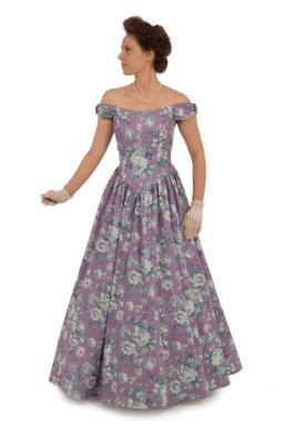 Meggie Victorian Gown