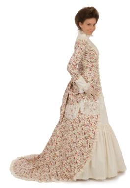 Diantha Victorian Bustle Set