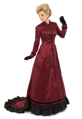 Alexandra Victorian Gown