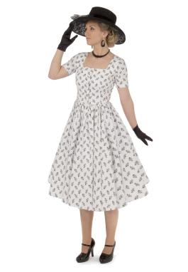 Audrey  Retro 1950s Dress