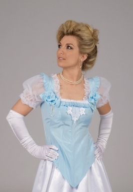 Bella Rose Victorian Top