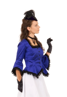 Contessa Victorian Styled Jacket
