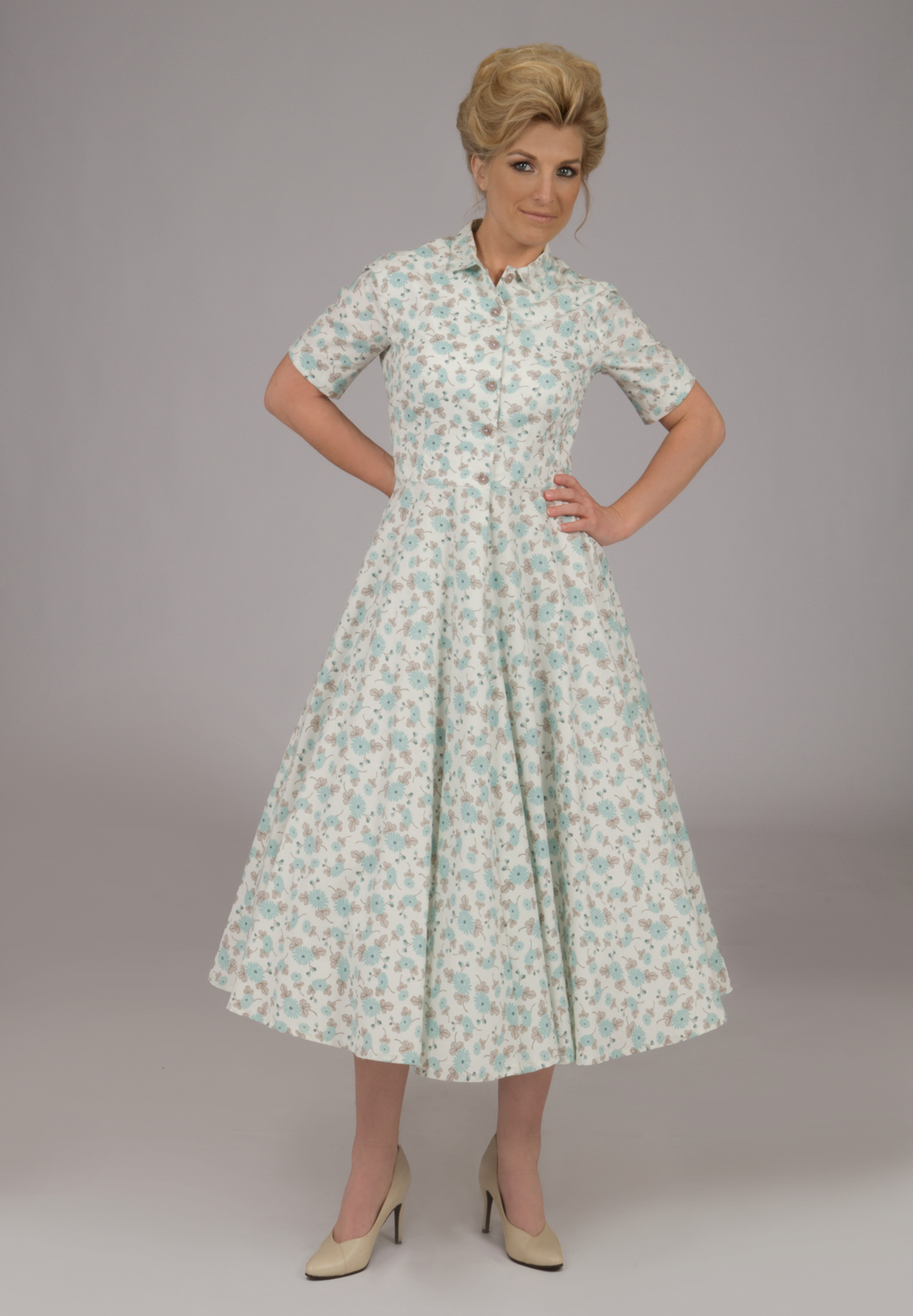 Vera Retro 1950's Dress