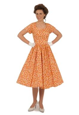 Gloria Retro 1950s Dress