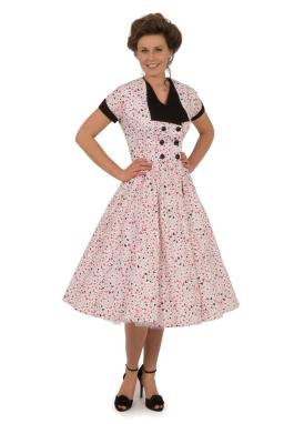 Bette Retro 1950's Dress