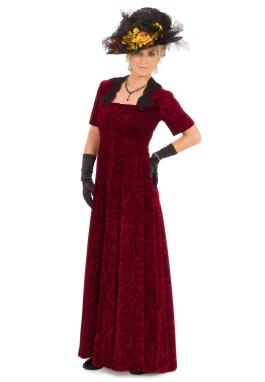 Sybil Edwardian Style Dress